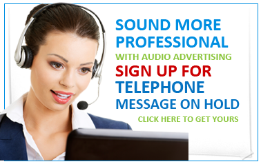 Professional Telephone Messages On Hold